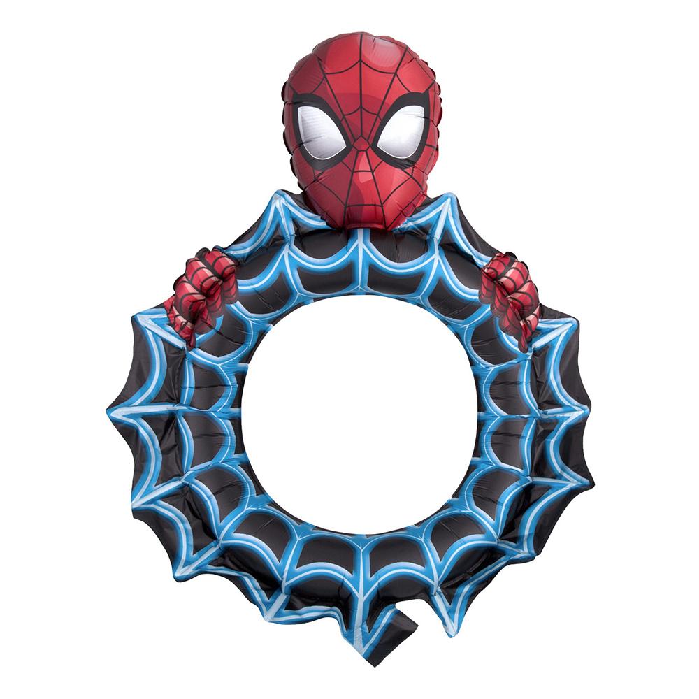 Amscan Uppblåsbar Selfieram Spider-Man