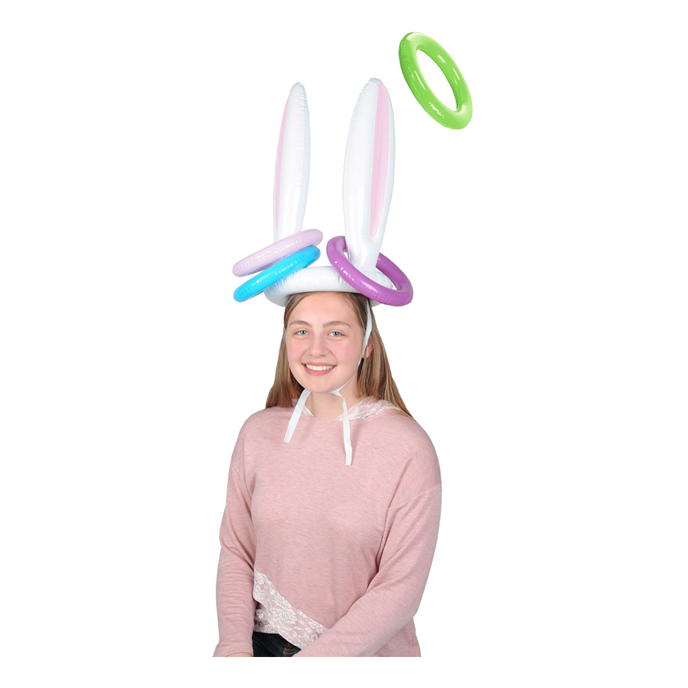 Kanin-produkter - Uppblåsbart Kastspel Kanin