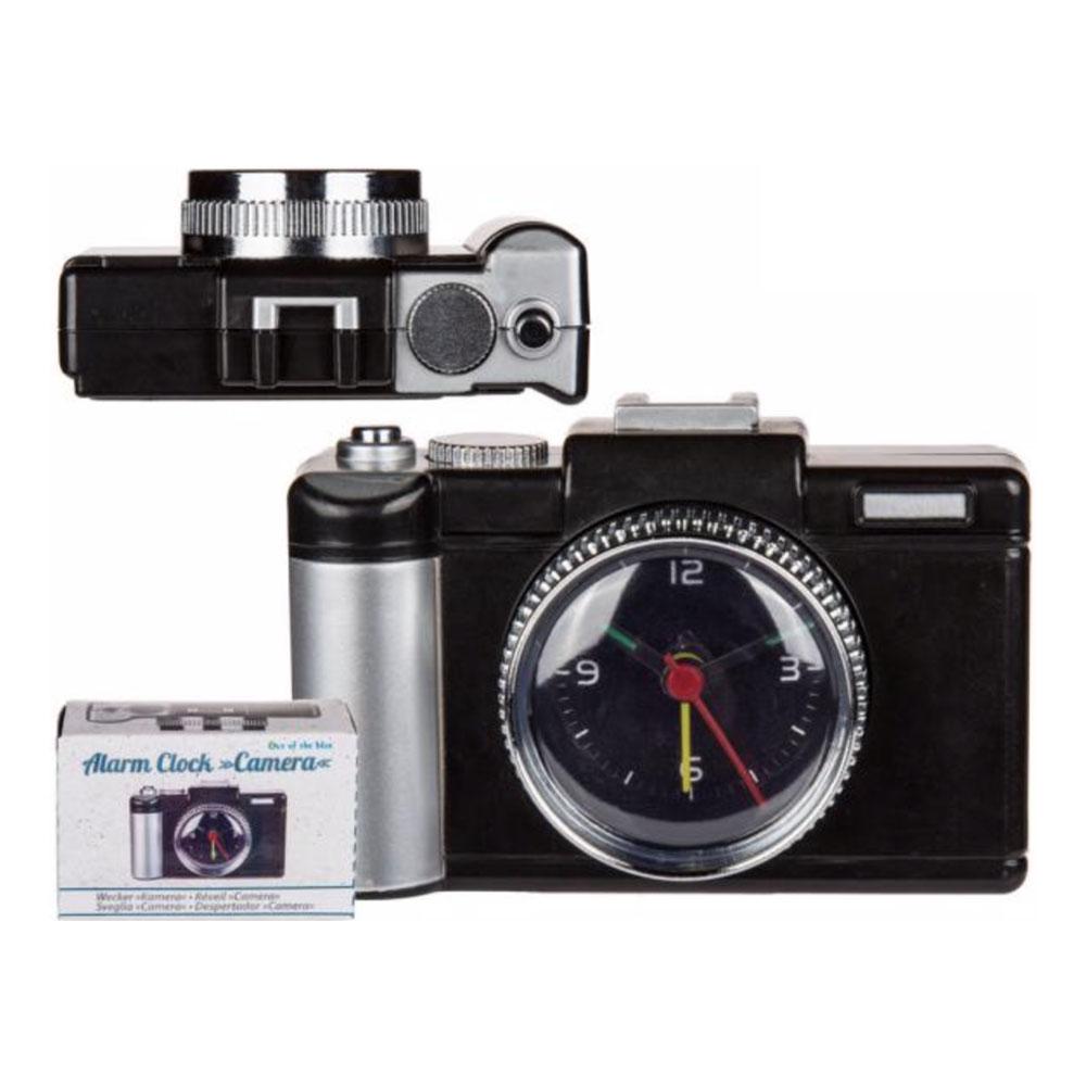 Väckarklocka Retro Kamera