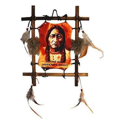 Väggdekoration Indian