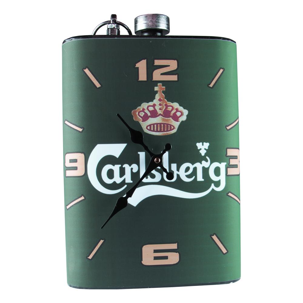 Väggklocka Plunta Carlsberg