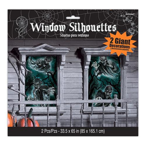 Vålnader Fönsterdekorationer - 2-pack