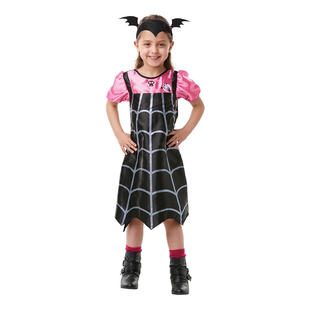 Utklädningsdräkter - Vampirina Barn Maskeraddräkt - X-Small