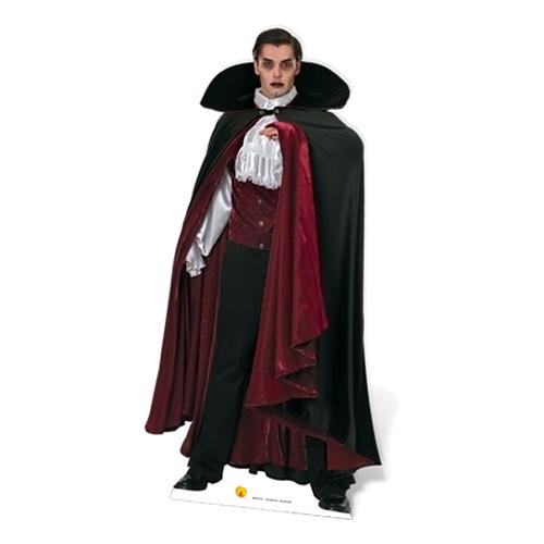 Vampyr Kartongfigur
