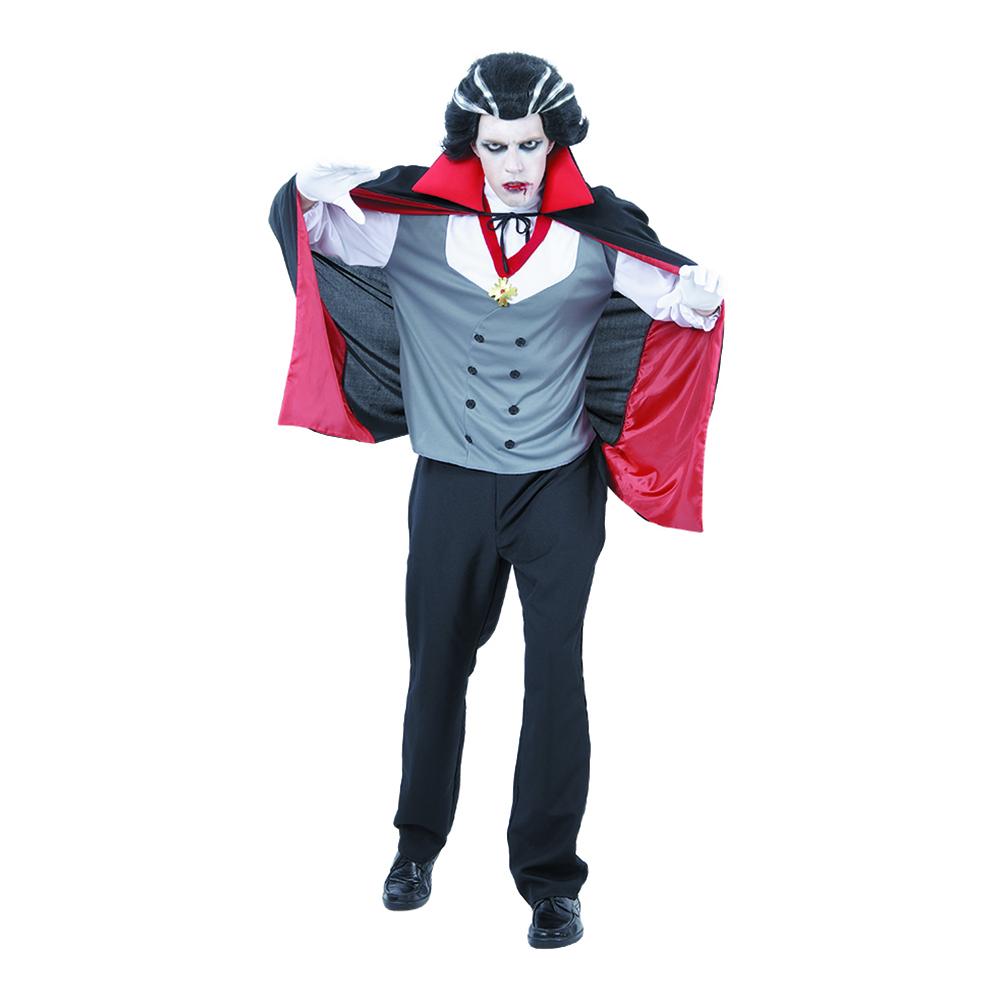 Vampyr Maskeraddräkt - One size