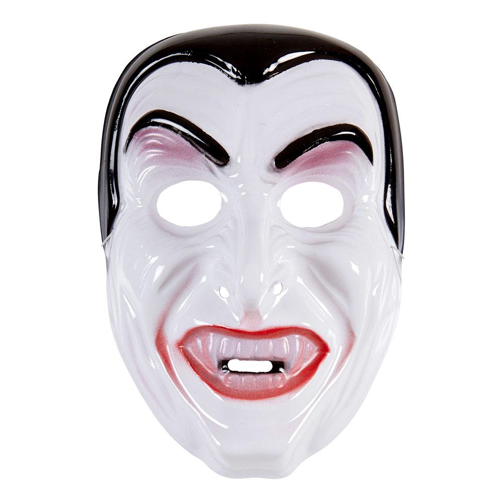 Vampyr Plastmask - One size
