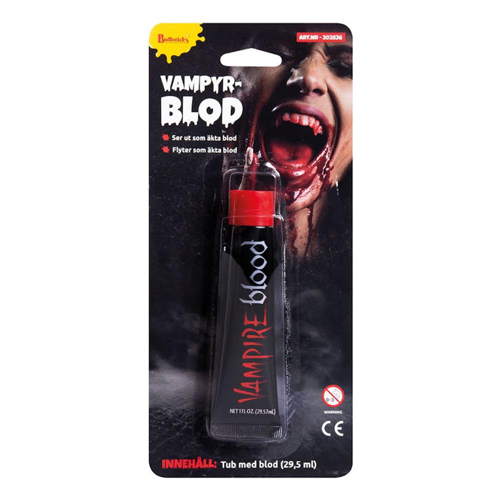Vampyrblod på Tub