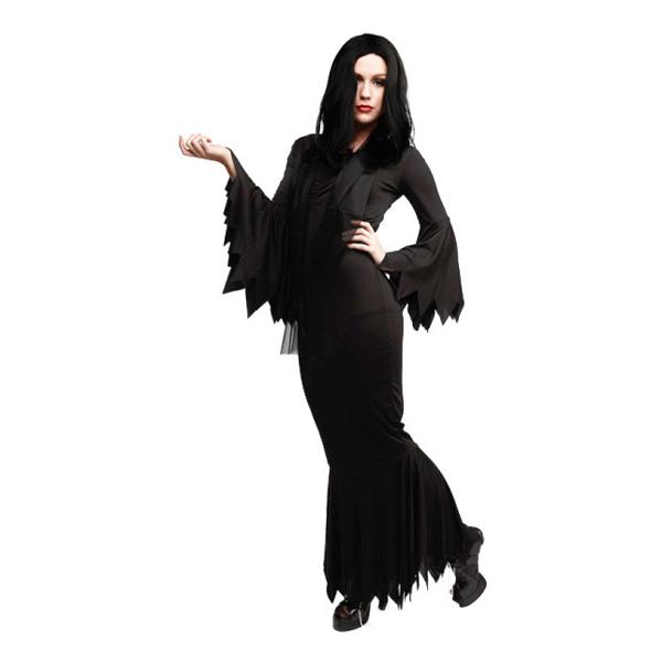 Vampyrklänning Maskeraddräkt - One size