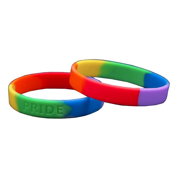 Vänskapsband Regnbågen/Pride