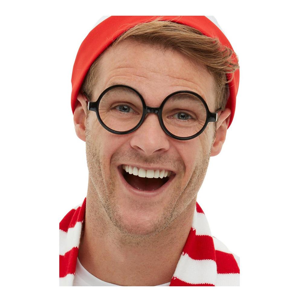 Var är Waldo? Glasögon - One size