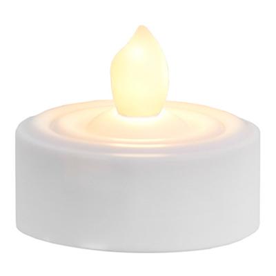 Värmeljus Flickrande LED