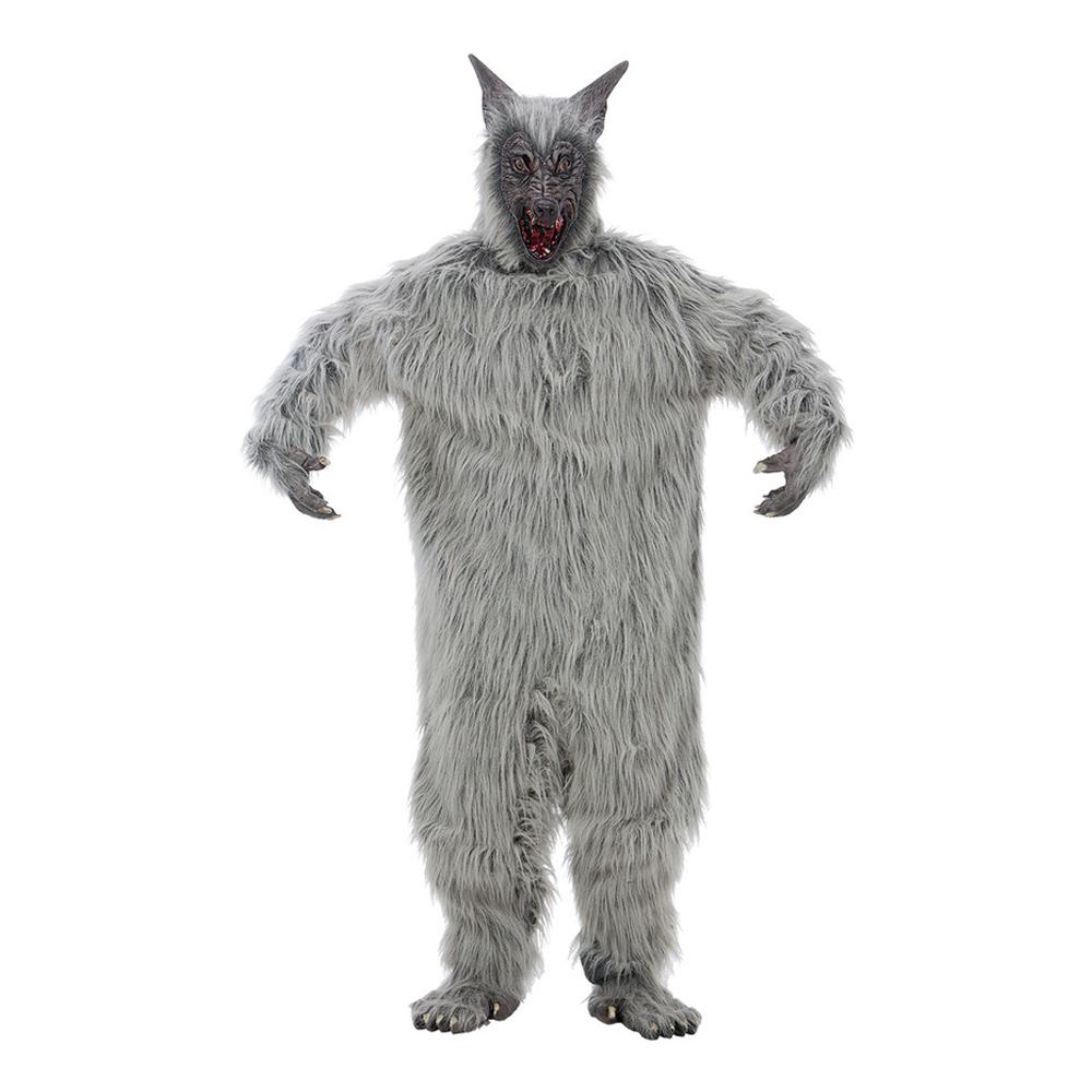 Varulv Maskeraddräkt - One size