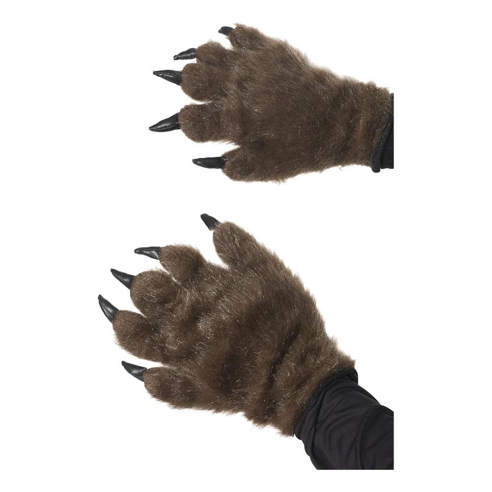 Varulvshänder Håriga - One size
