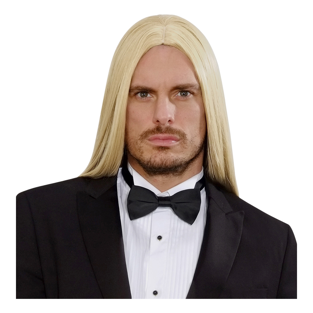 Victor Blond Deluxe Peruk - One size