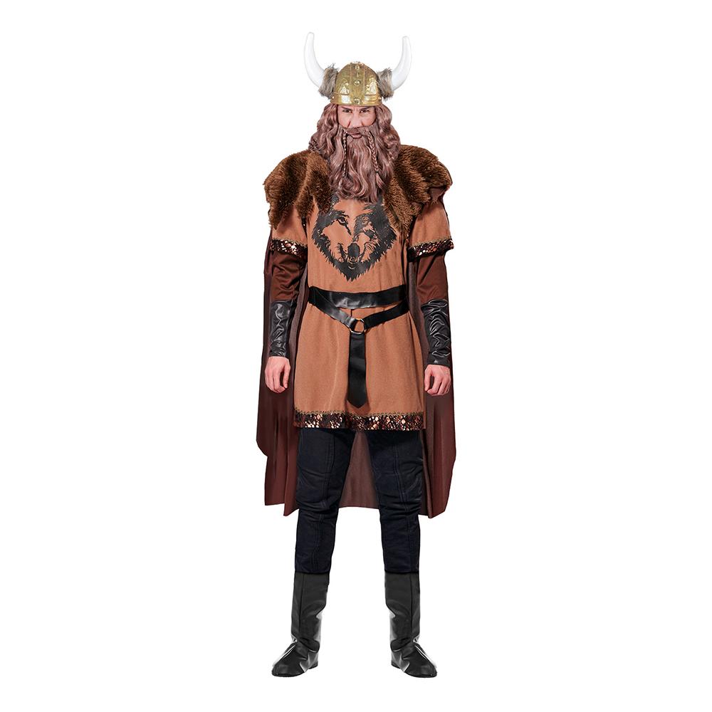 Viking Deluxe Maskeraddräkt - Large