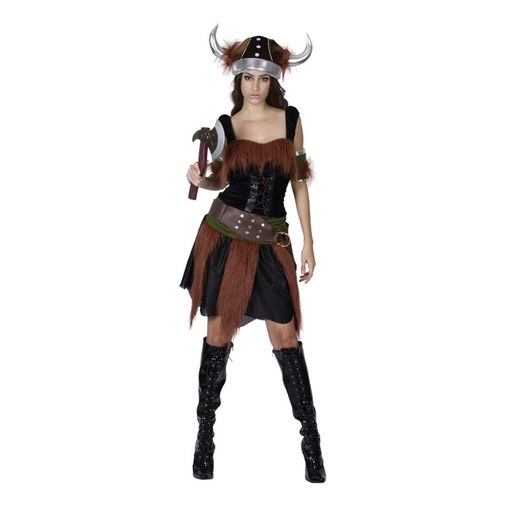 Vikingadam Maskeraddräkt - One size