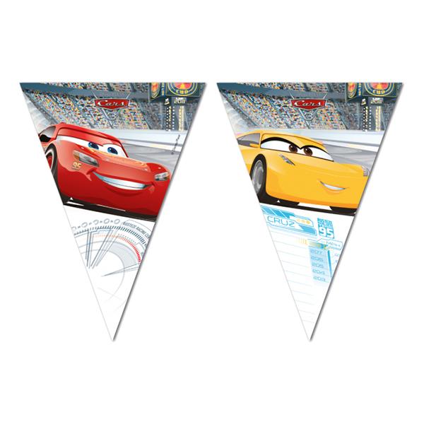 Vimpelgirlang Bilar/Cars 3