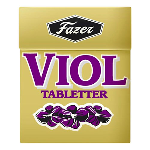 Viol Tablettask - 26 gram