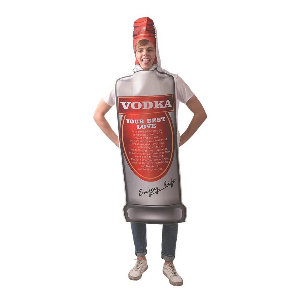 Vodka Maskeraddräkt - One size