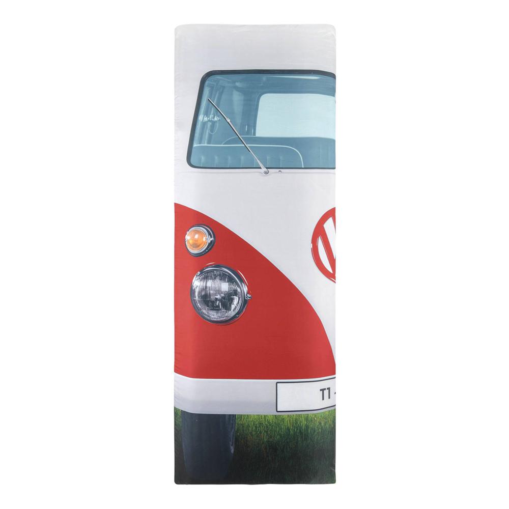 Volkswagen Sovsäck Singel - Röd