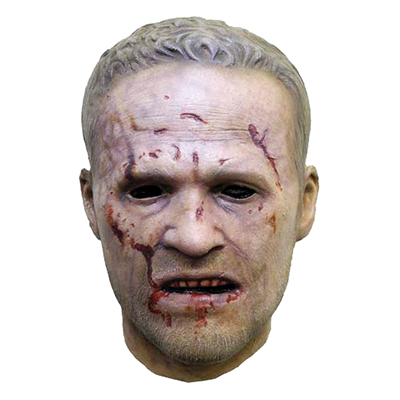 Walking Dead Merle Walker Latexmask - One size