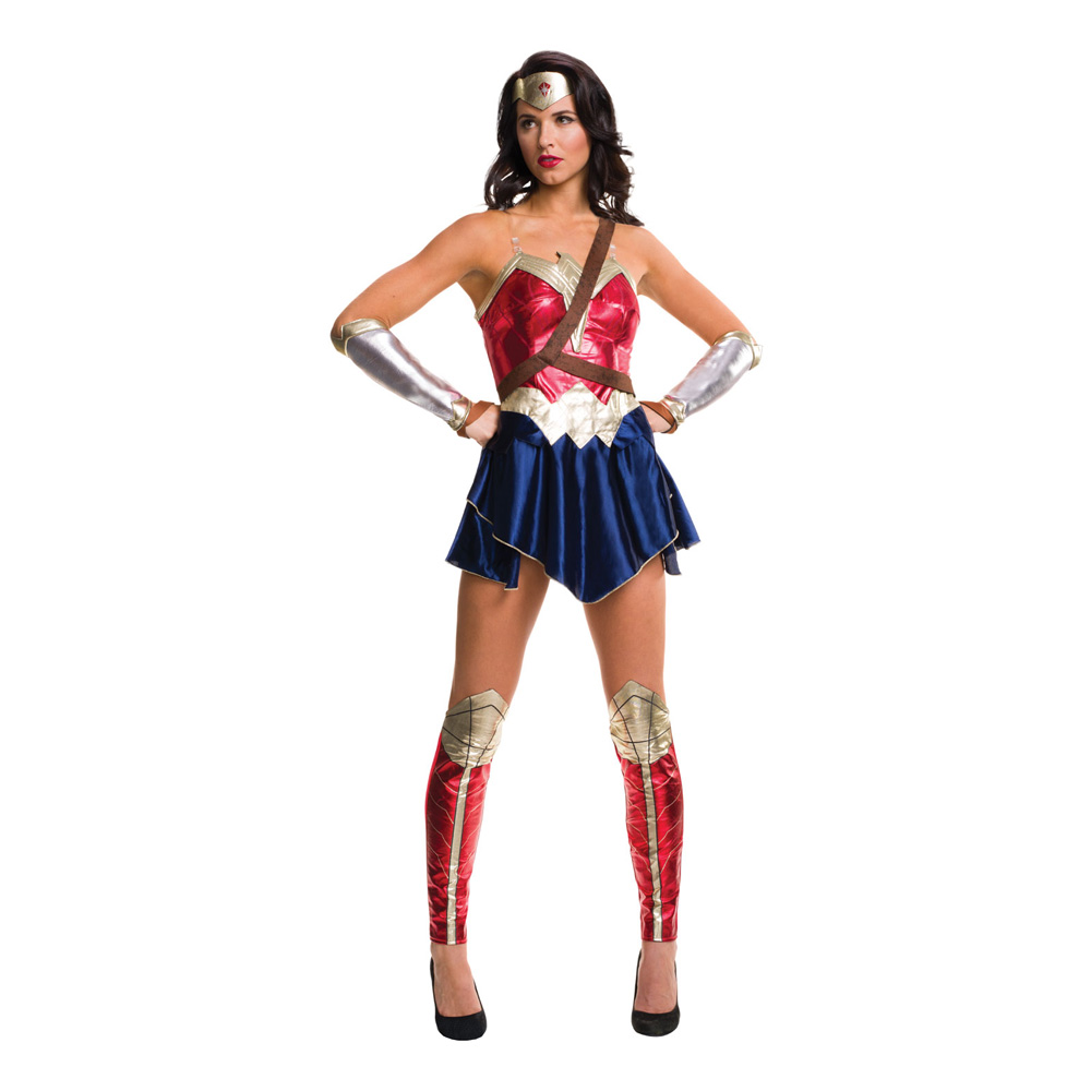 Wonder Woman Dawn of Justice Maskeraddräkt - X-Small
