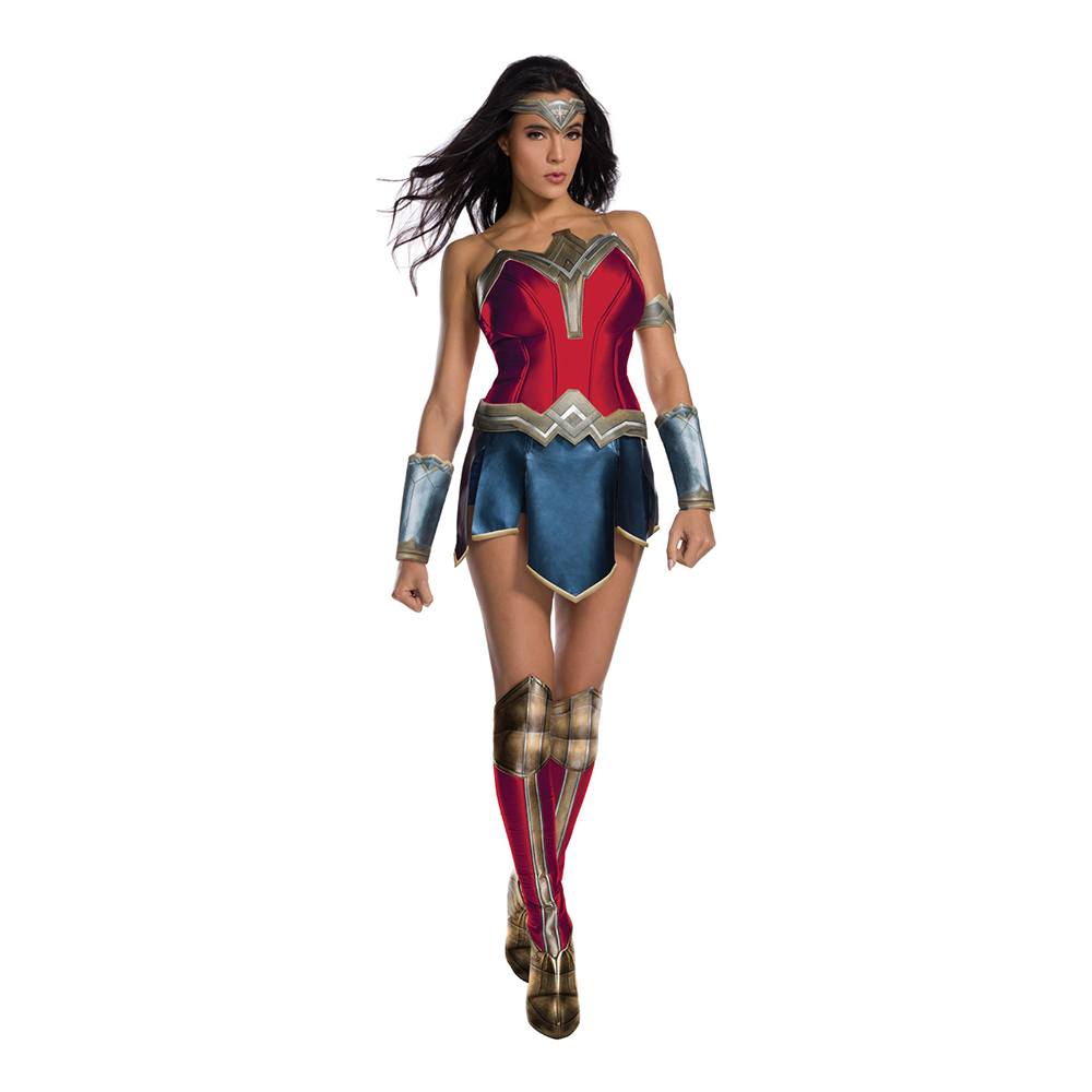 Wonder Woman Secret Wishes Maskeraddräkt - X-Small