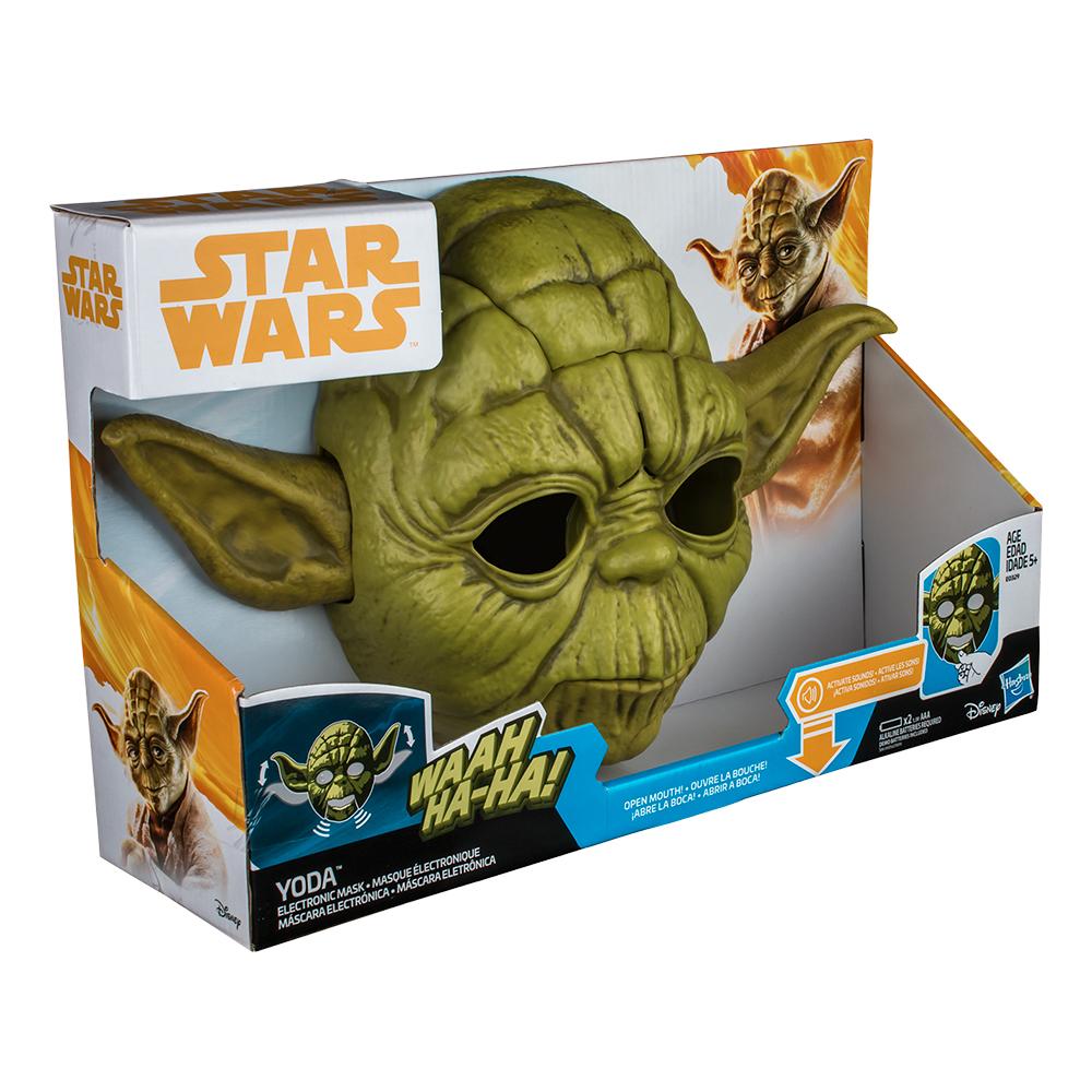 Yoda Elektronisk Mask
