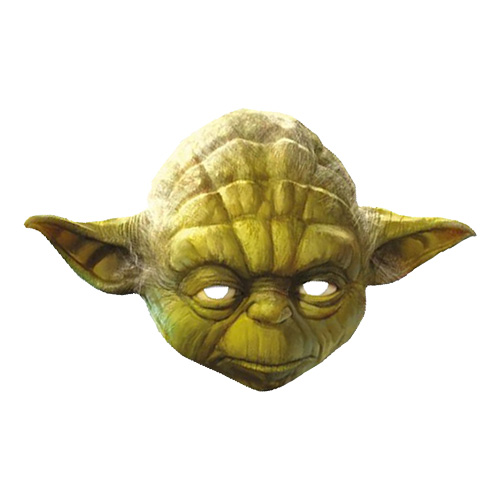 Yoda Pappersmask - One size