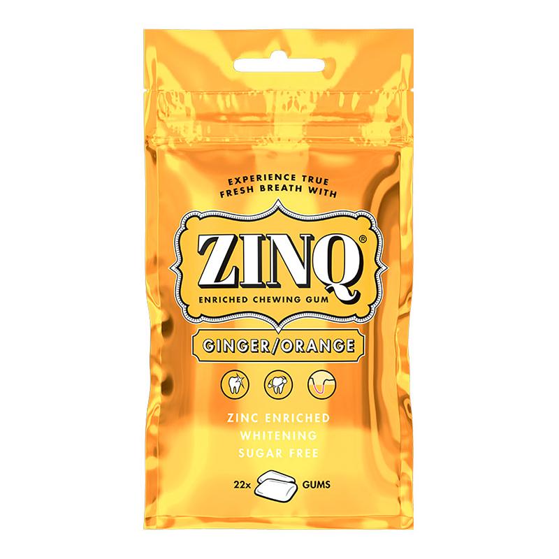 ZINQ Ginger/orange - 31,5 gram