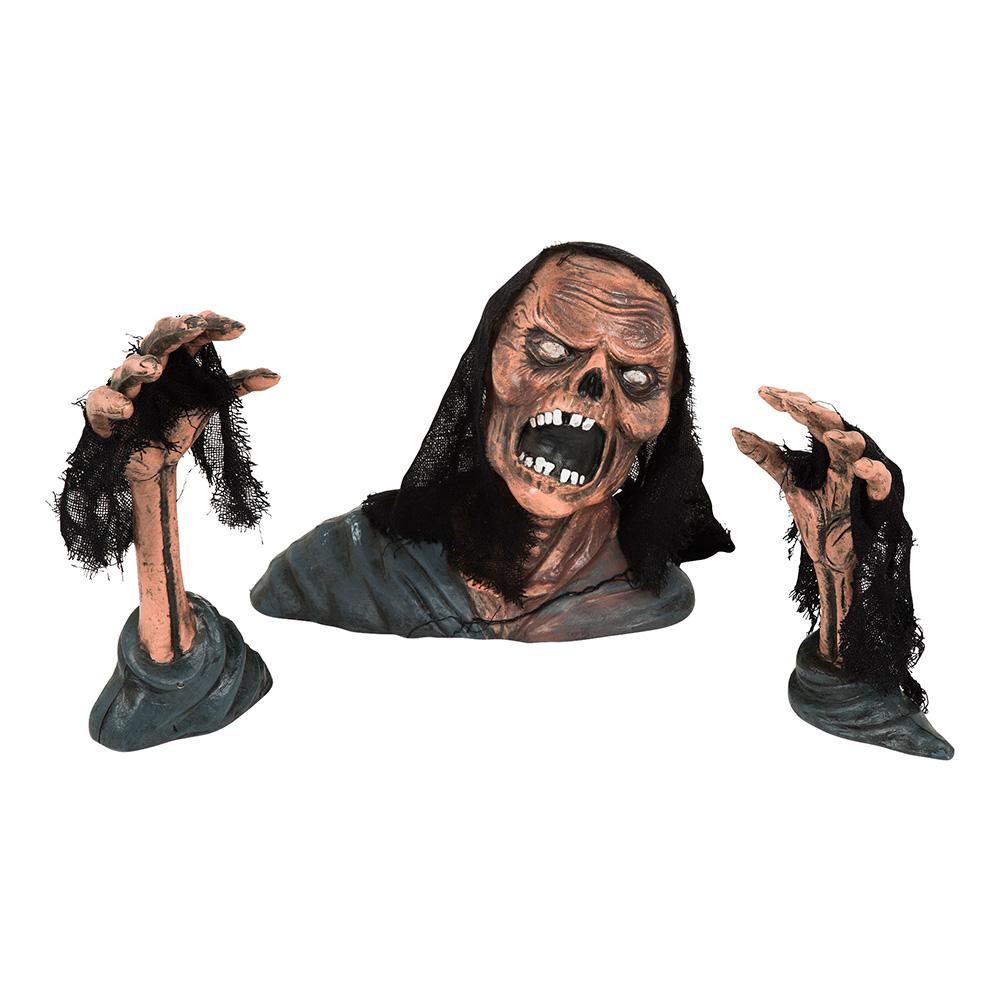 Uppstickande Zombie Prop