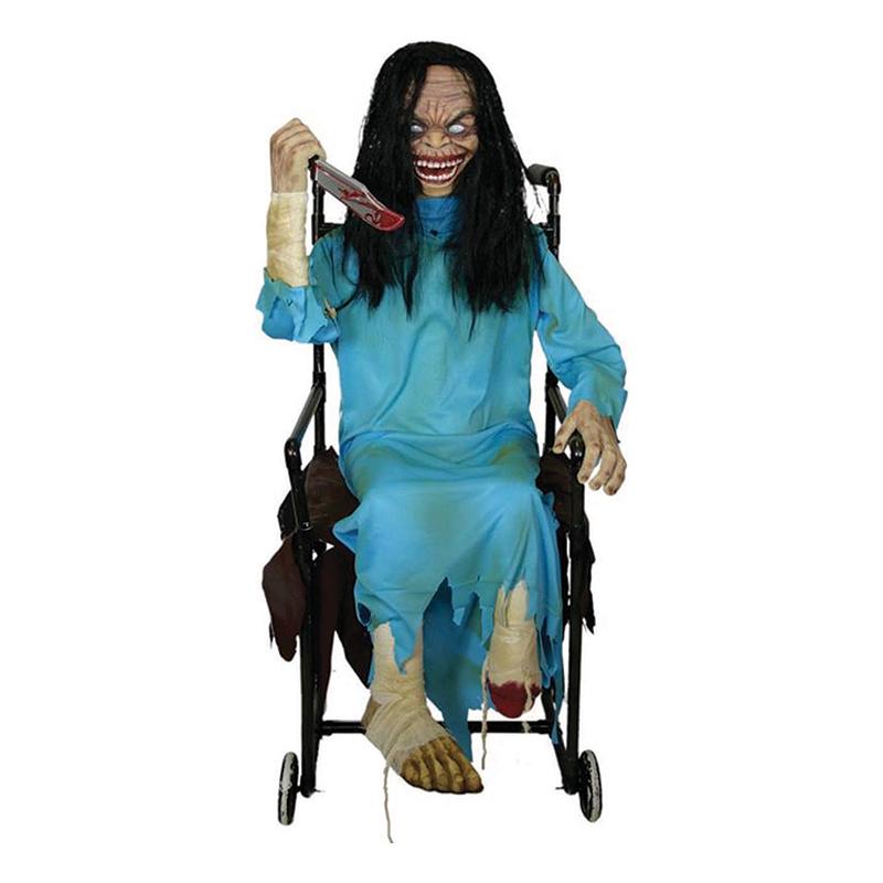 Zombie i Rullstol Prop