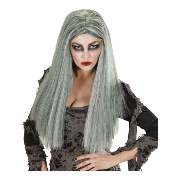 Zombie Kvinna Peruk - One size