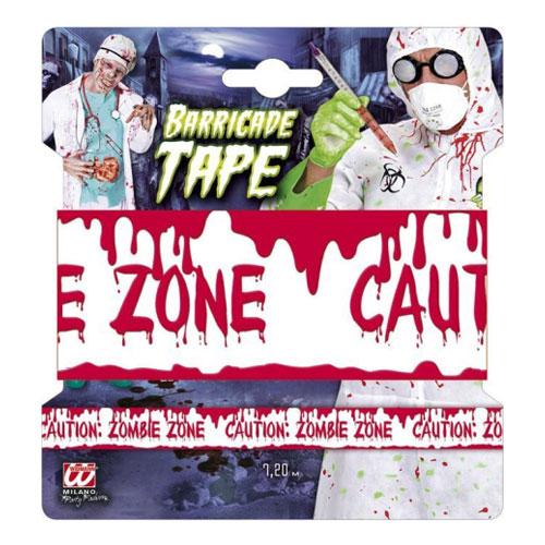 Zombie Zone Avspärrningsband