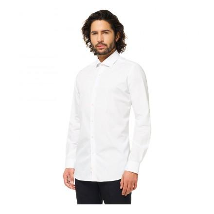 OppoSuits White Knight Kostym | Partykungen
