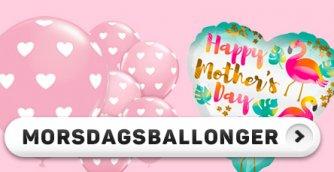 morsdagsballonger