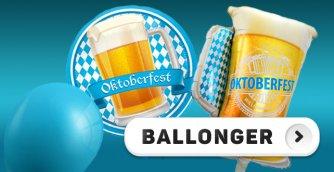 Oktoberfestballonger
