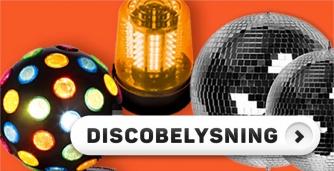 discobelysning
